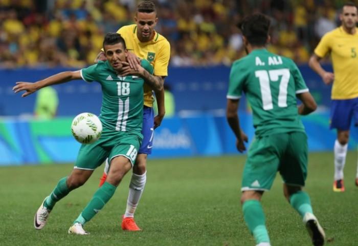 Bóng đá nam Olympic 2016: Neymar gây thất vọng, Brazil lại hòa - ảnh 2