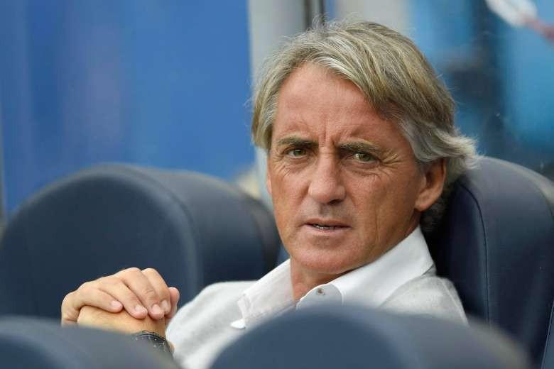 Mancini bị 'trảm' sau khi thua Tottenham - ảnh 1