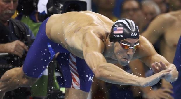 Thành tích cá nhân của Phelps là 19 HCV Olympic cùng hai HCB và hai HCĐ