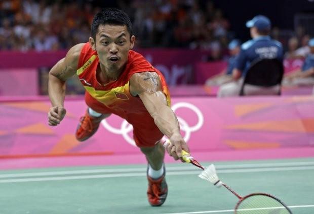 Chưa so vợt Lin Dan đã thách Lee Chong Wei - ảnh 1