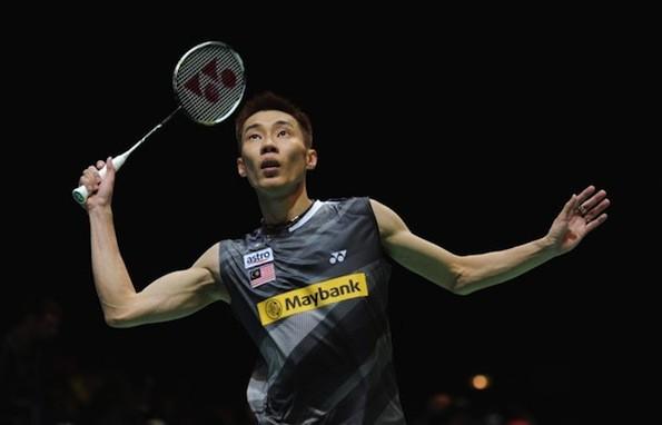 Chưa so vợt Lin Dan đã thách Lee Chong Wei - ảnh 3