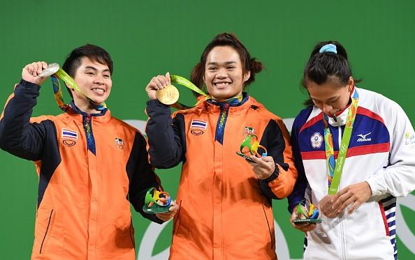 Thái Lan có tấm HCV thứ hai ở Olympic Rio - ảnh 2