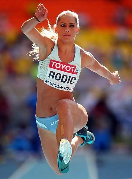 Ngắm vẻ đẹp lung linh của 16 hotboy, hotgirl tại Olympic Rio - ảnh 15