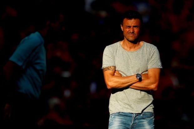 Chủ tịch của Real và HLV Barcelona đều… 'tự sướng' - ảnh 2