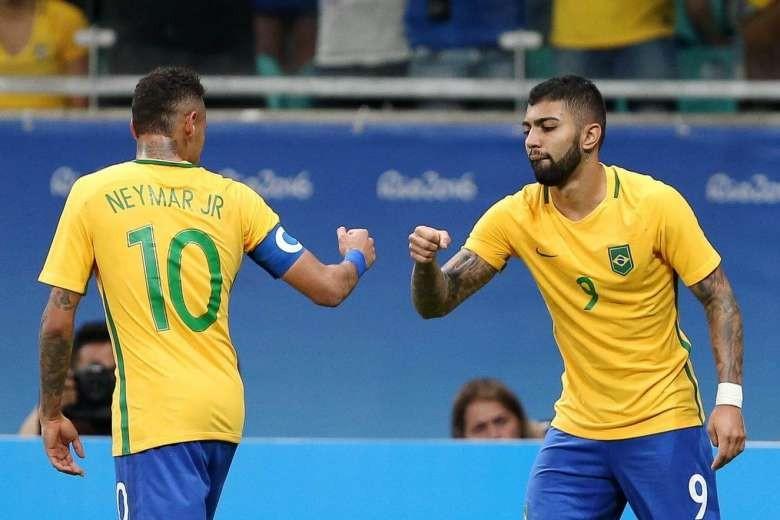 Neymar 'trốn' đâu trong chiến thắng '4 sao' của Olympic Brazil? - ảnh 1