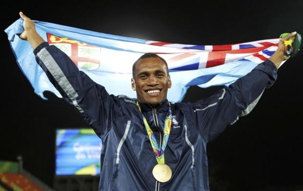 Giành HCV Olympic lịch sử, đảo quốc nhỏ bé Fiji mở hội - ảnh 1