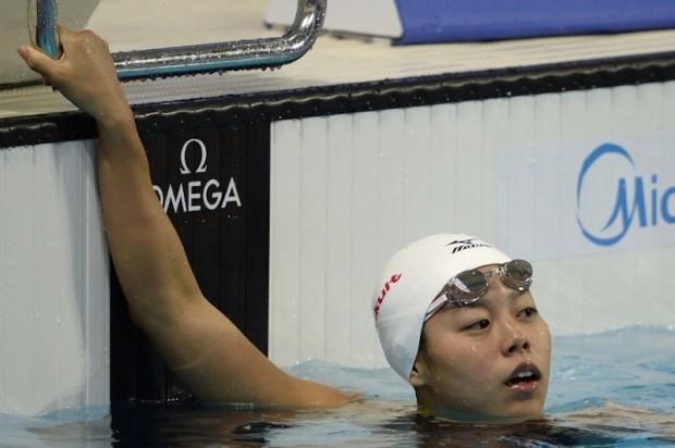 Kình ngư Trung Quốc là người đầu tiên dính doping tại Olympic - ảnh 1