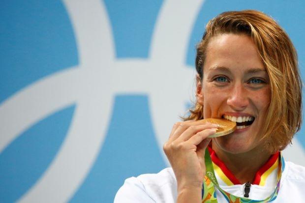 Ngôi sao Olympic không biết mình đã làm nên lịch sử - ảnh 2