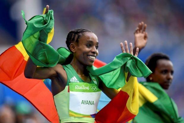 Điền kinh Olympic: Kỷ lục 10.000 m nữ bao phủ nghi án doping - ảnh 1