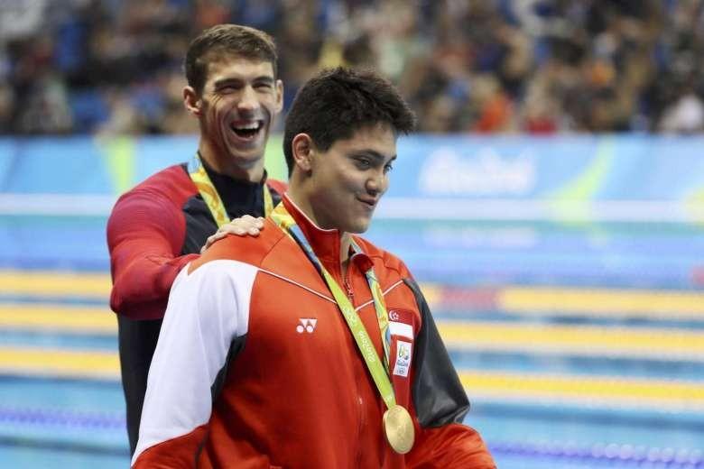 Michael Phelps nói gì khi bị Schooling đánh bại - ảnh 2