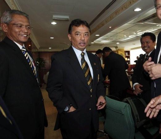 Thượng tầng bóng đá Malaysia 'chết lâm sàng' - ảnh 2