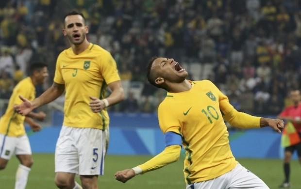 Trước bán kết bóng đá nam Olympic: Thủ môn của Honduras thách đấu Neymar - ảnh 1