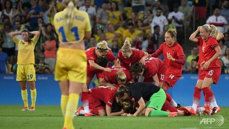 Bóng đá nữ Olympic: Đức xuất sắc đăng quang lịch sử - ảnh 2