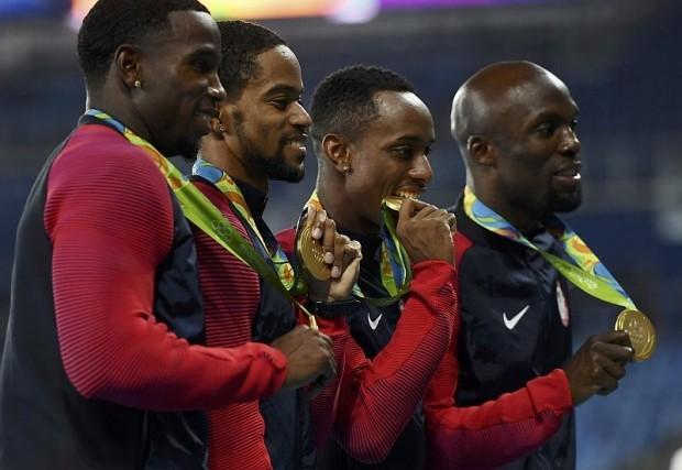 Điền kinh Olympic kết thúc với cú đúp HCV của đoàn Mỹ - ảnh 2