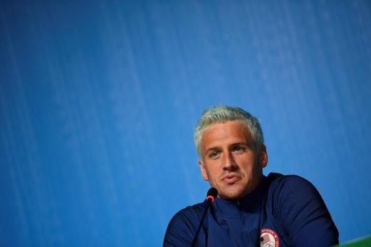 Lochte mất tất cả vì lời nói dối bị cướp tại Olympic - ảnh 1