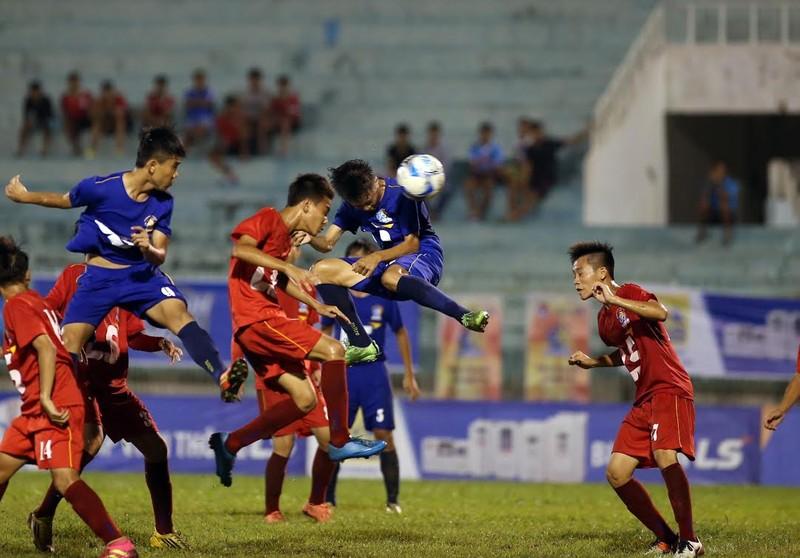 VCK U-15 Quốc gia: Ghi bàn cũng dễ, để thua cũng dễ - ảnh 2