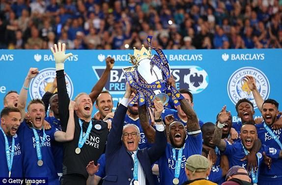 Trước lễ bốc thăm Champions League: Leicester 'cùng mâm' với các 'ông lớn' - ảnh 1