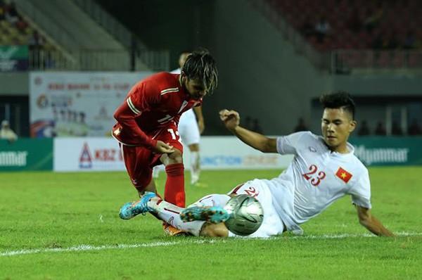 U-19 Việt Nam vô địch giải quốc tế KBZ Bank - ảnh 2