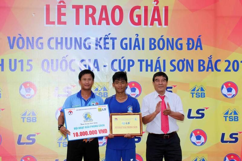 Cúp Thái Sơn Bắc 2016 tìm được nhà vô địch mới - ảnh 3
