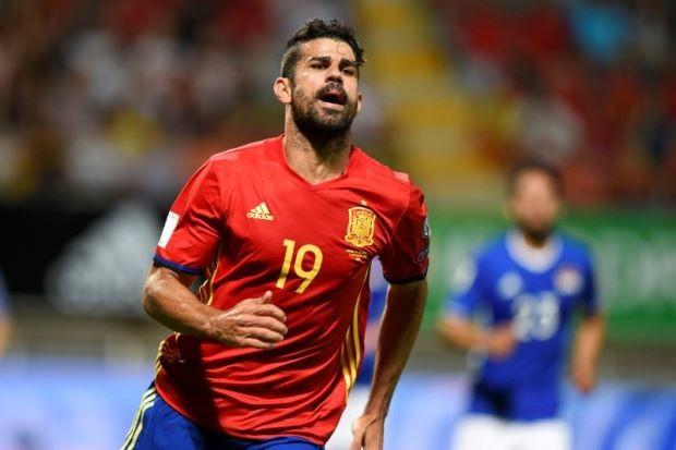 Vòng loại World Cup: 'Gã khùng' Costa ghi cú đúp, Kosovo gây ấn tượng - ảnh 1