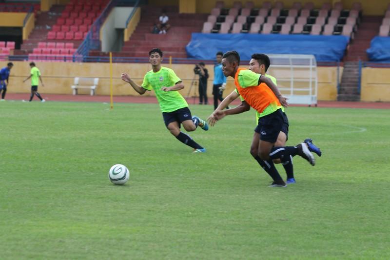 Giải U-19 Đông Nam Á: U-19 Thái Lan quyết bảo vệ ngôi vô địch - ảnh 3