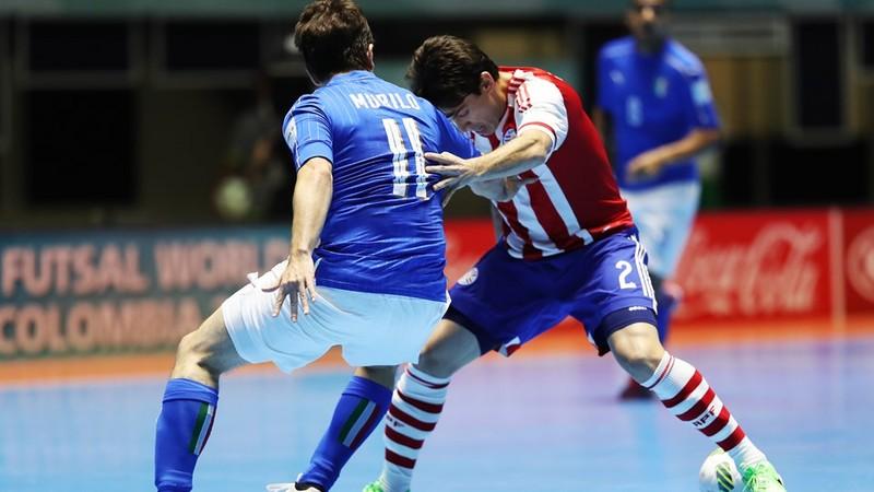 World Cup Futsal: Ý cũng thắng... như Việt Nam - ảnh 2