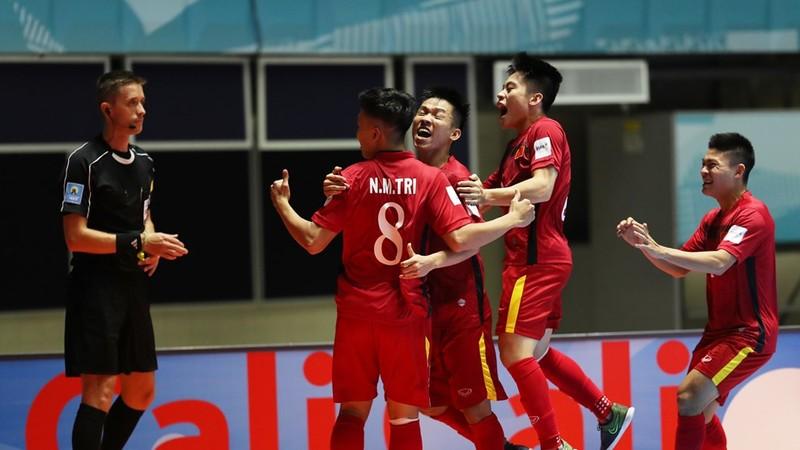 World Cup Futsal: Ý cũng thắng... như Việt Nam - ảnh 1