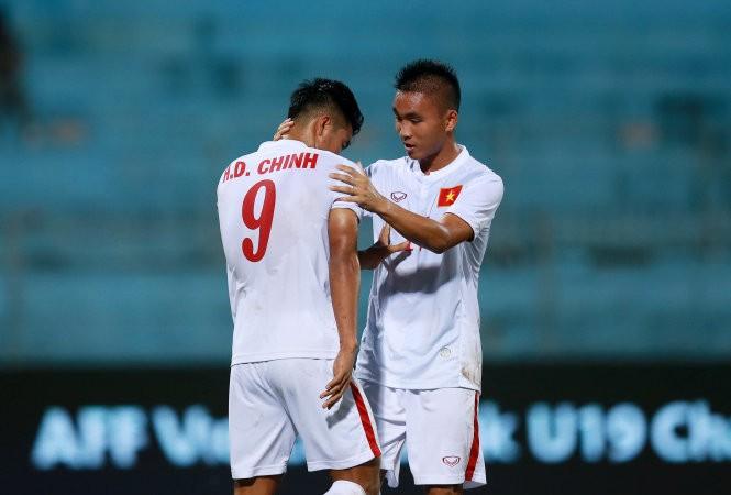 U-19 Đông Nam Á: Việt Nam lên ngôi nhất bảng - ảnh 1