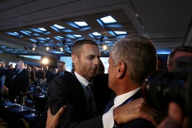 UEFA đã có chủ tịch mới thay Platini - ảnh 1