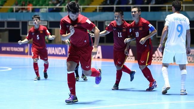 'Futsal Việt Nam, trẻ nhất nhưng đi bước chân dài nhất' - ảnh 5