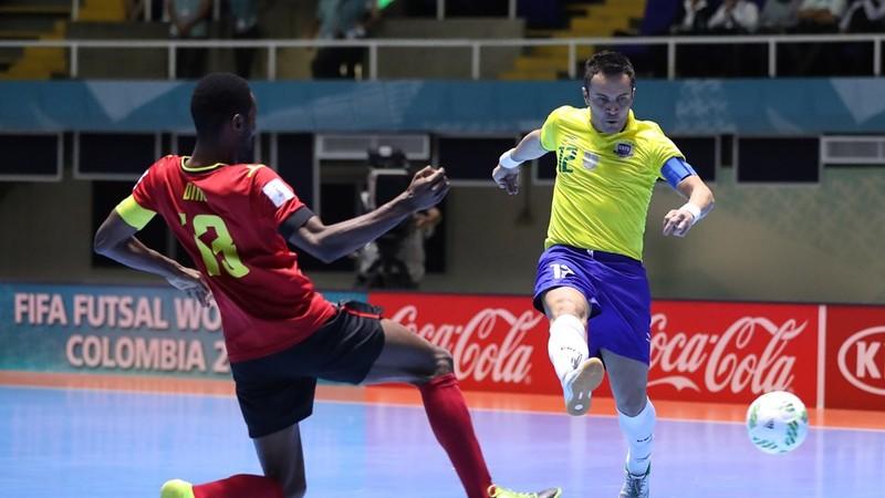 Futsal World Cup: Việt Nam vào vòng 16 đội - ảnh 3