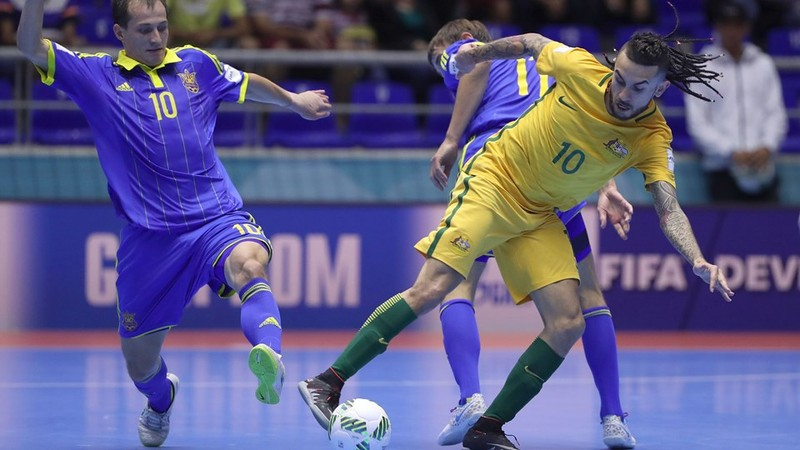 Futsal World Cup: Việt Nam vào vòng 16 đội - ảnh 4