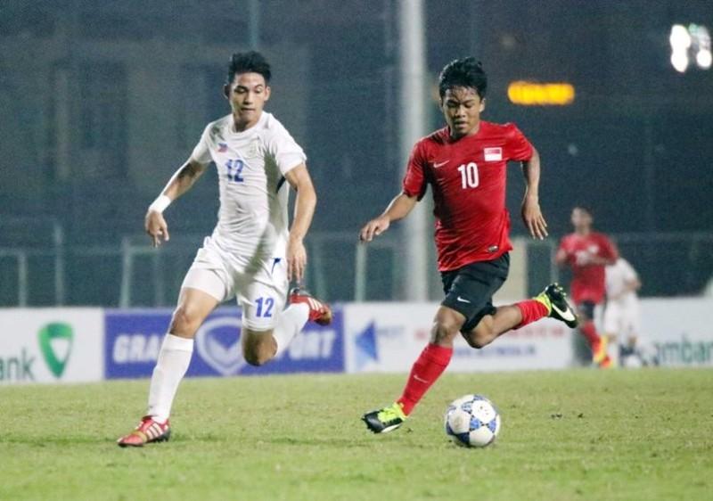 Malaysia bại trận, HLV Frank nổi nóng - ảnh 3