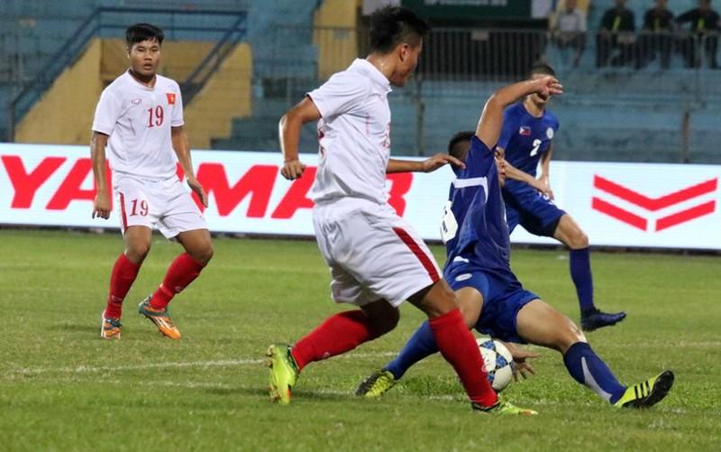 Giải U-19 Đông Nam Á: Thắng Malaysia, Việt Nam lên ngôi đầu bảng - ảnh 1