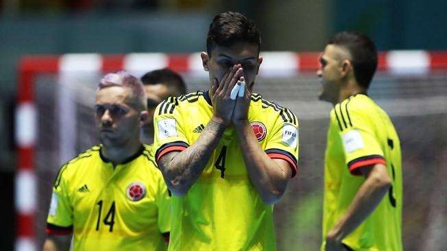 Futsal World Cup: Chủ nhà Colombia 'theo' Việt Nam - ảnh 1