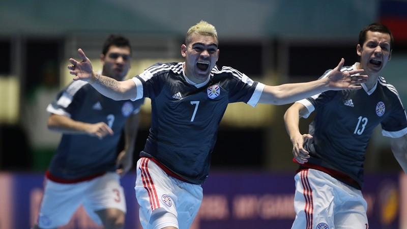 Futsal World Cup: Chủ nhà Colombia 'theo' Việt Nam - ảnh 4