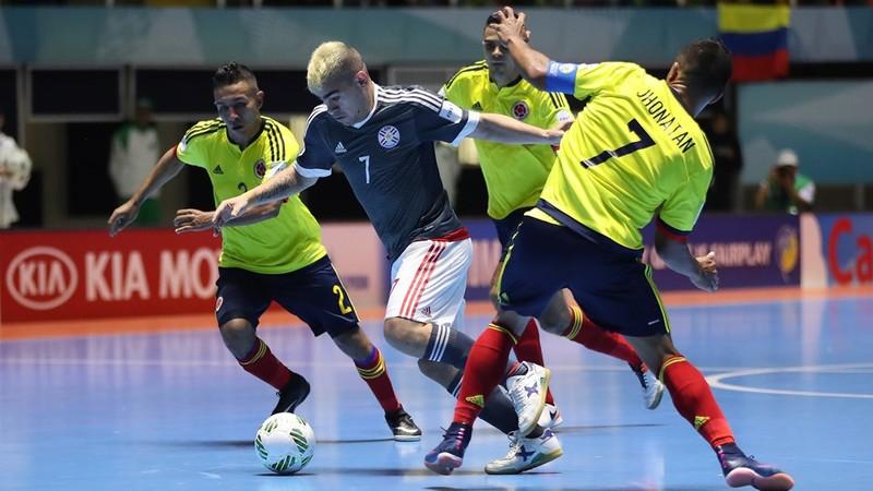 Futsal World Cup: Chủ nhà Colombia 'theo' Việt Nam - ảnh 3