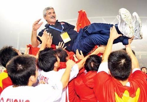huấn luyện viên calisto