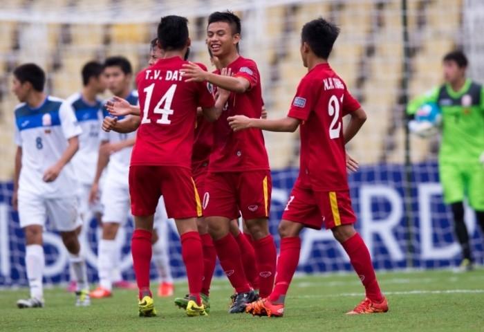 VCK U-16 châu Á: Việt Nam trên cả tuyệt vời - ảnh 1