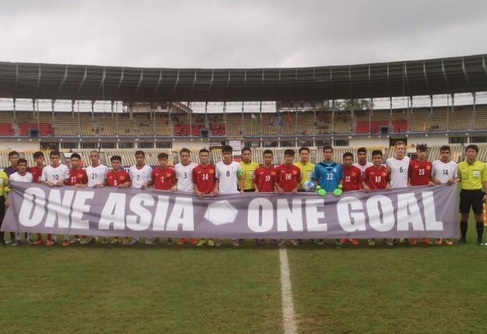 U-16 Việt Nam 0-5 U-16 Iran: Thua mà tức - ảnh 1