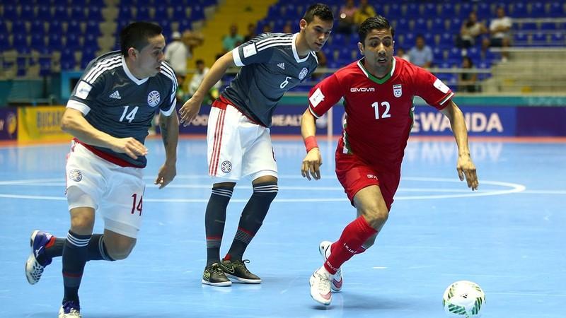 Futsal World Cup: Tiếp tục… 'động đất' ở Colombia - ảnh 4