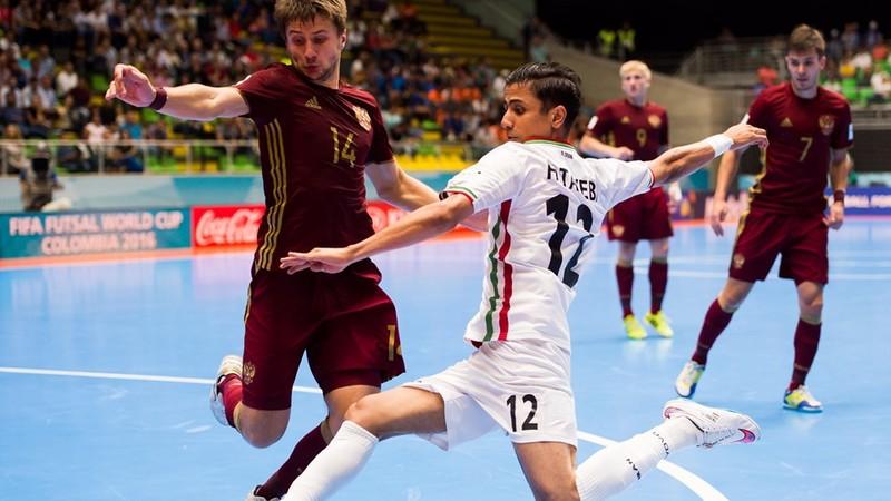 Futsal World Cup: Nga vào chung kết - ảnh 4