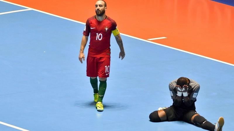 Futsal World Cup: Argentina và Nga tranh ngôi vô địch - ảnh 5