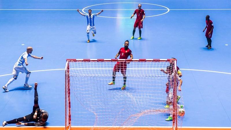 Futsal World Cup: Argentina và Nga tranh ngôi vô địch - ảnh 1