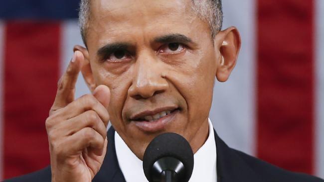 Tổng thống Obama tiết lộ thông tin tiêu cực của IOC - ảnh 1