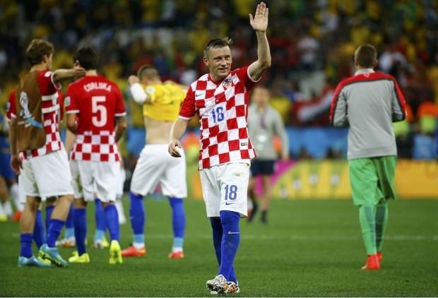 Cá độ qua mạng, tuyển thủ Croatia bị 'treo giò' - ảnh 1