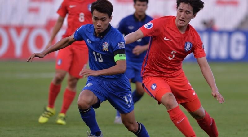 VCK U-19 châu Á: Thái bại trận, Việt Nam ra quân - ảnh 1