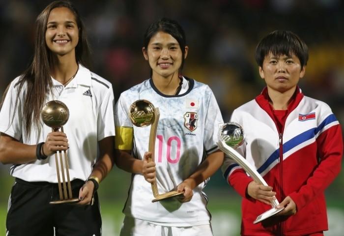 Bóng đá nữ Triều Tiên tiếp tục thăng hoa - ảnh 3