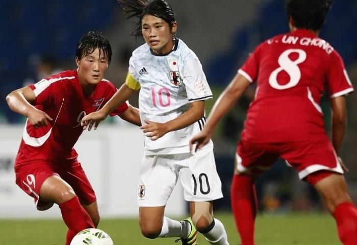 Bóng đá nữ Triều Tiên tiếp tục thăng hoa - ảnh 2
