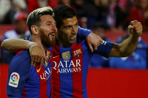 Messi giúp Barcelona tiếp tục bám đuổi Real - ảnh 1